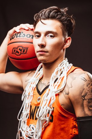 Image Taken At Orange Power Studios, Wednesday, July 17, 2019. Courtney Bay/OSU Athletics